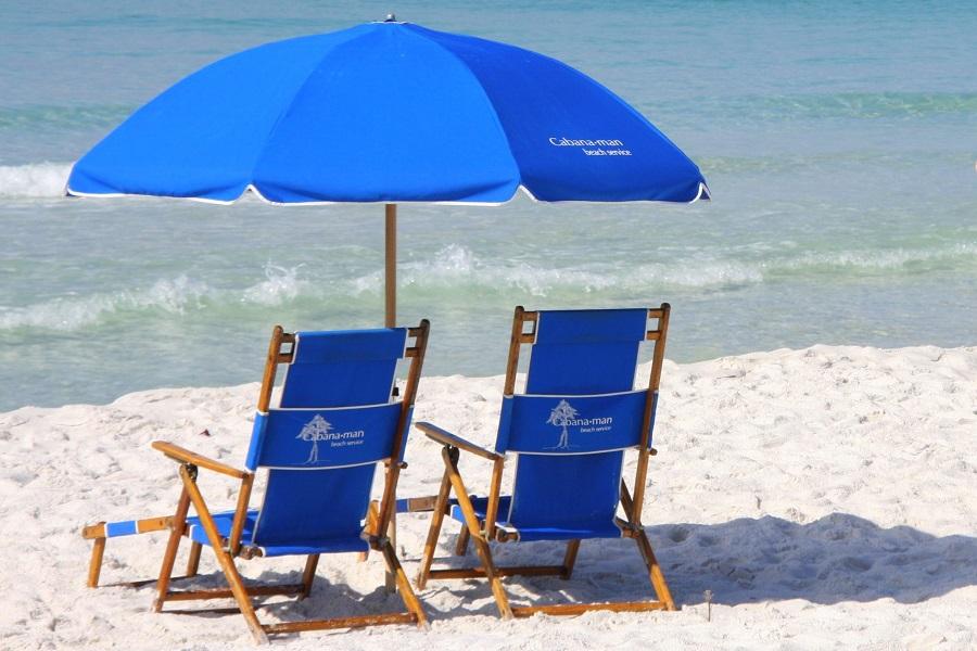 beach chair for elderly
