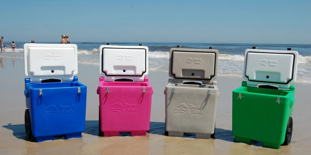 What is the best beach cooler with wheels