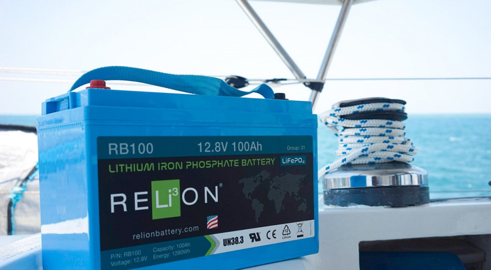 What is the best dual purpose marine battery