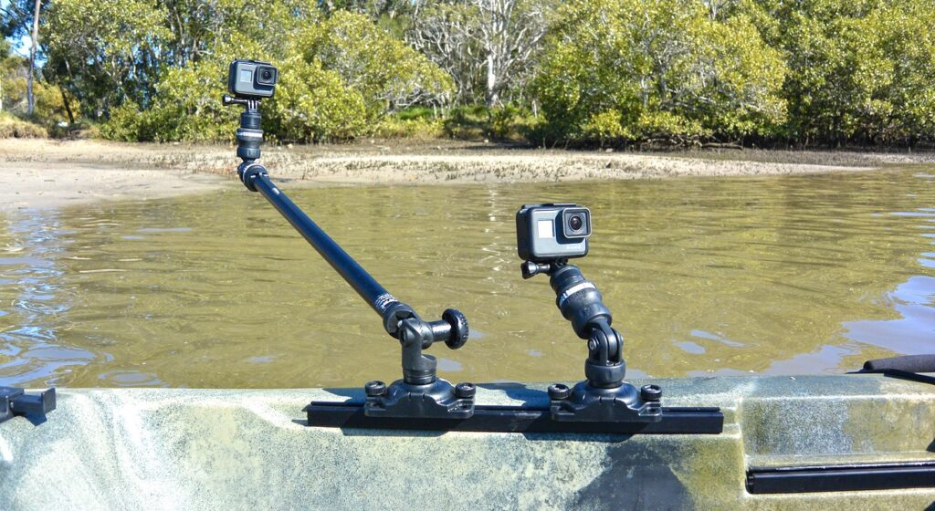 What is the best GoPro mount for kayak