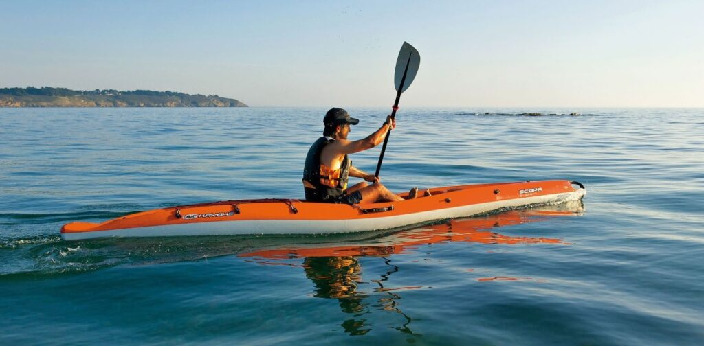 what is the best inflatable kayak for the ocean