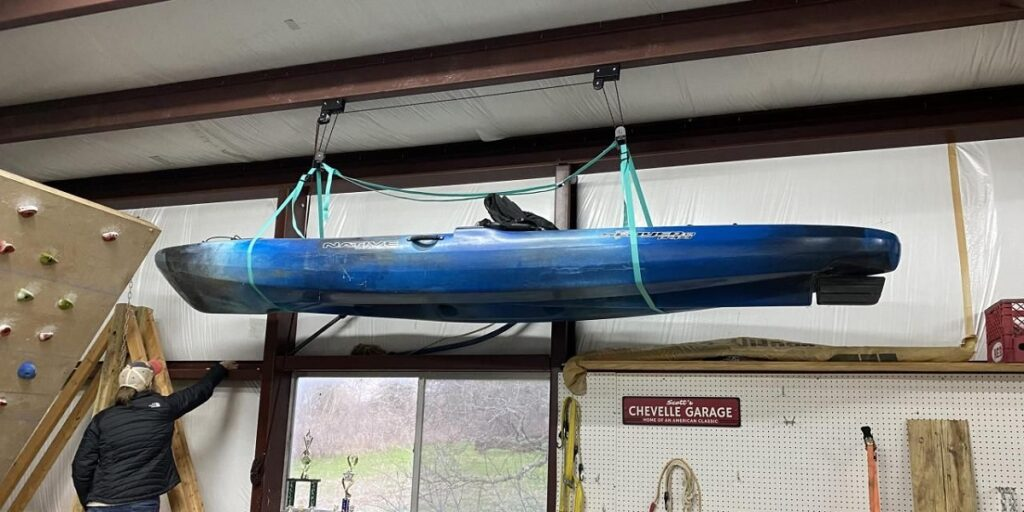 What is the best kayak hoist
