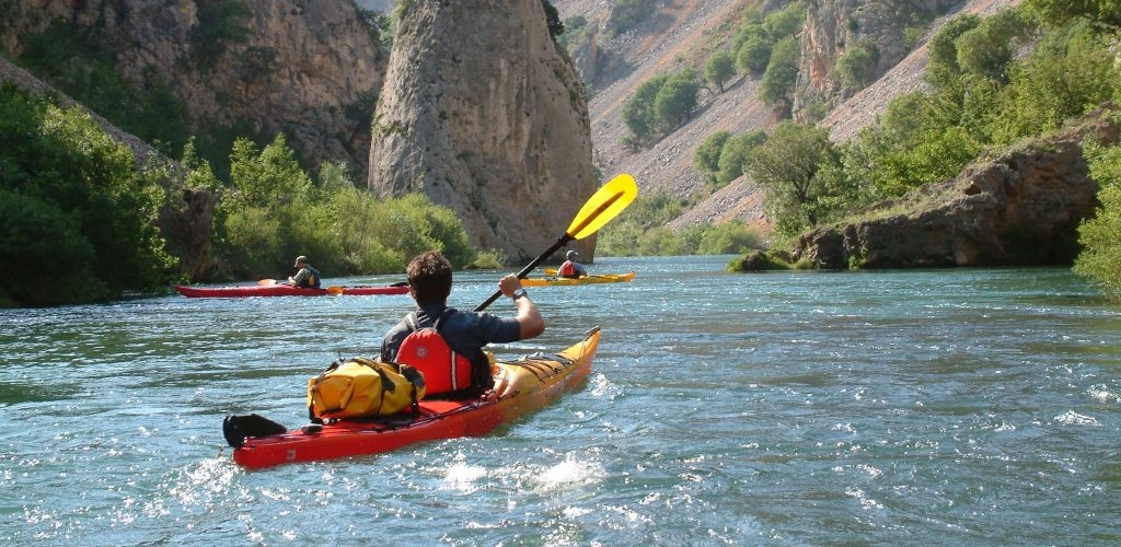 What is the best kayak paddle for speed?