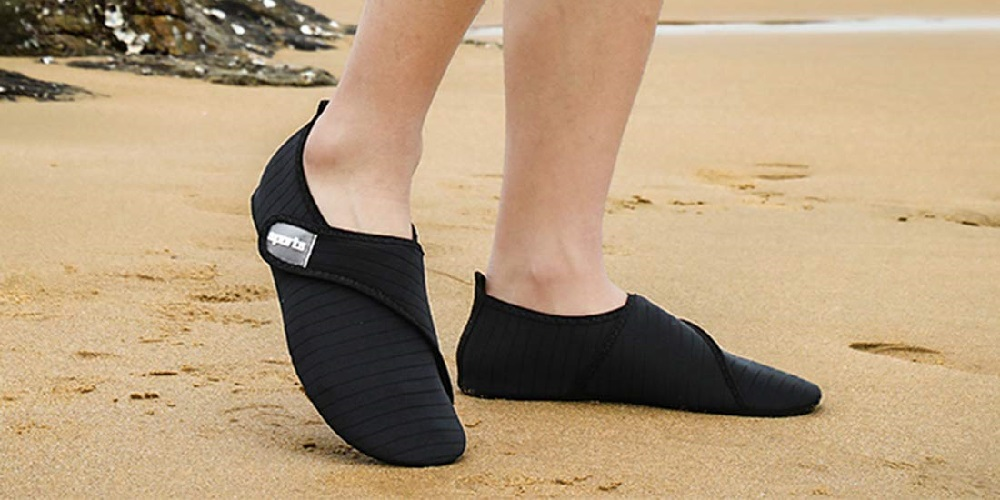 shoes for beach walking