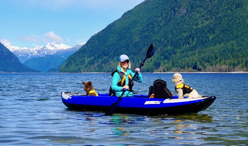 What Is The Best Inflatable Kayak for Dog?